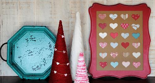 DIY Farmhouse Valentine's Day Decor Projects2