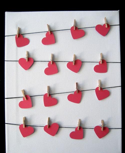 DIY Farmhouse Valentine's Day Decor Projects11
