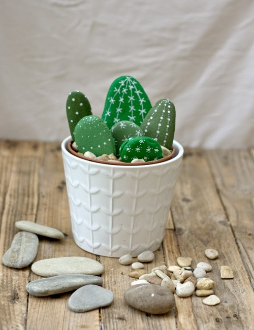 Decorate Your Space With River Rocks1