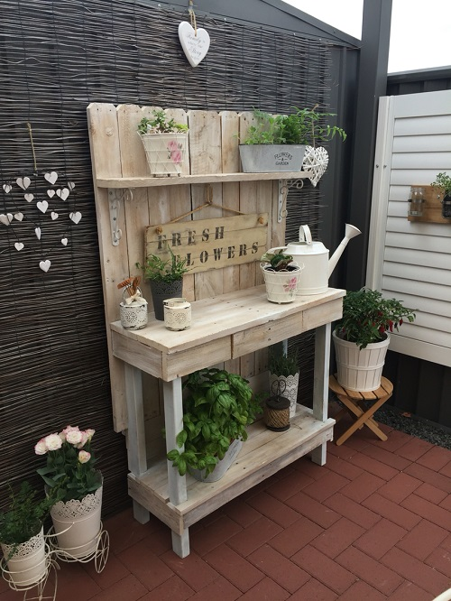 Potting Bench Ideas1