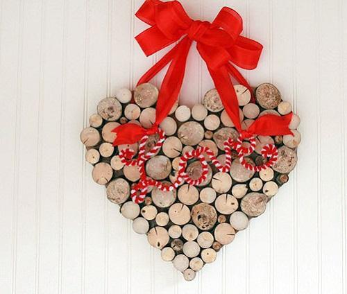 DIY Valentine Wreath4