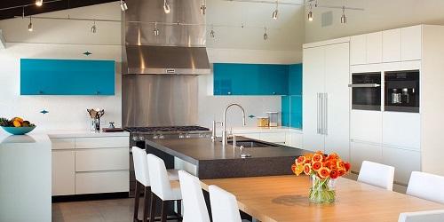 Blue Kitchen Cabinet Ideas4