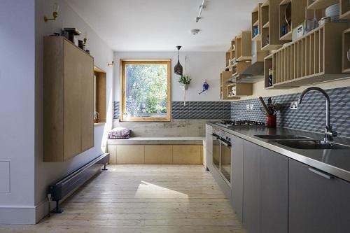Blue Kitchen Cabinet Ideas5