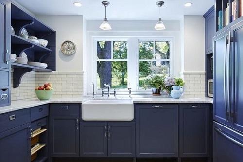 Kitchen Appliance Cabinet Panels