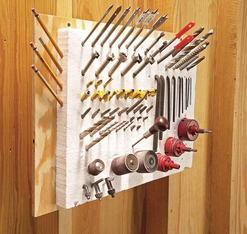 Pointy Tool Pincushion