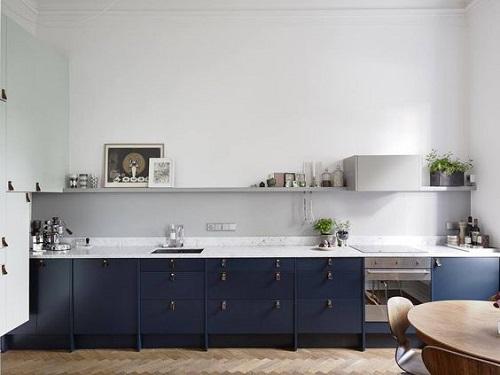 Blue Kitchen Cabinet Ideas3
