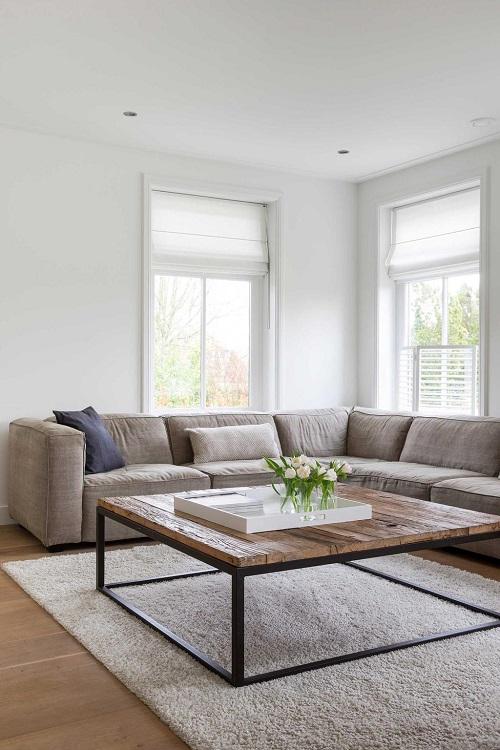 Use Oversized Furniture