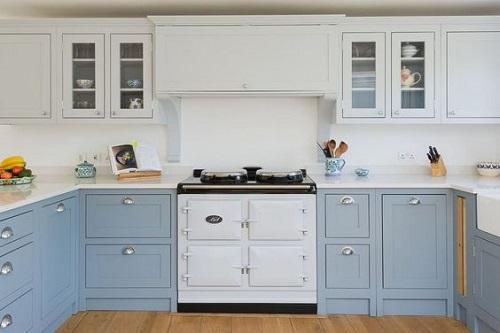 Blue Kitchen Cabinet Ideas1