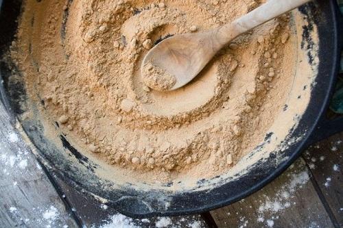 Browned Flour for Diaper Rash2