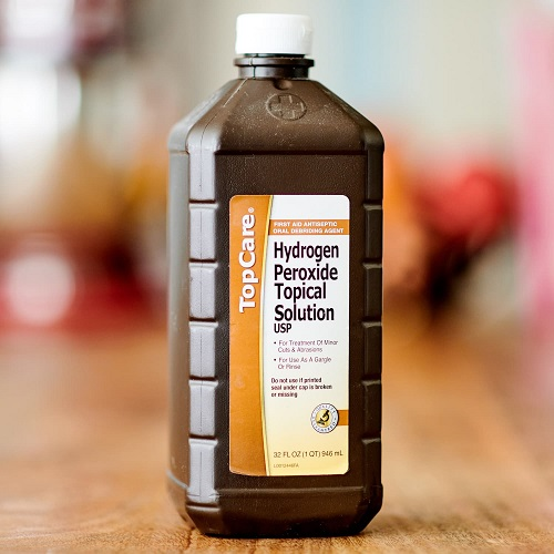 Hydrogen Peroxide for Clogged Ear1