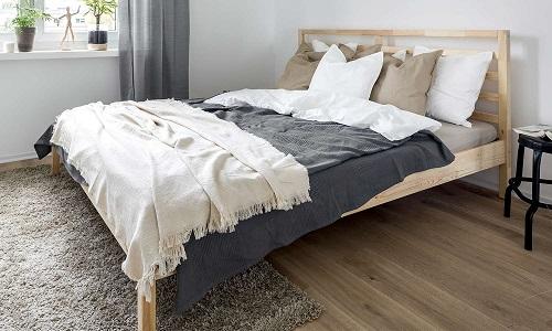 Minimalist Scandi Style Bed