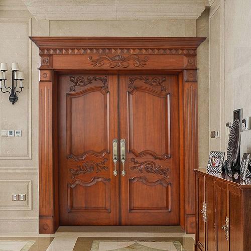 How to Clean Wooden Doors1