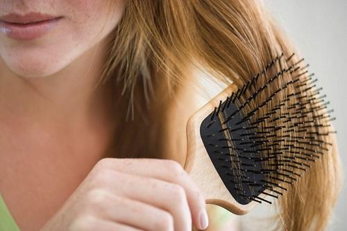Comb Hair Regularly