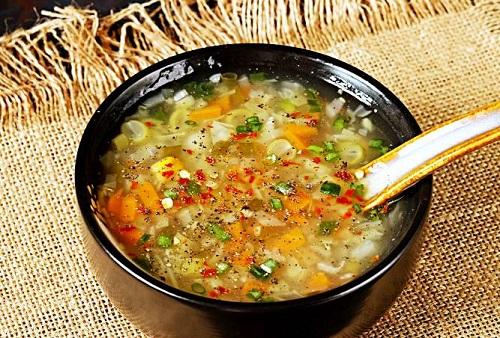 Enhances Soup and Sauce Flavor