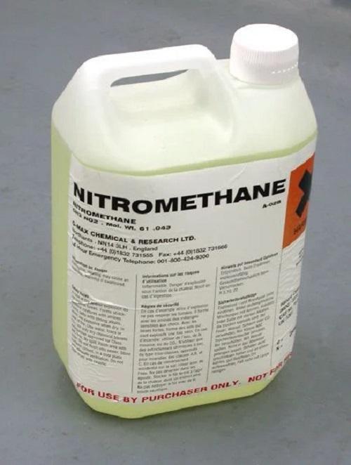 Use Nitromethane for Super Glue
