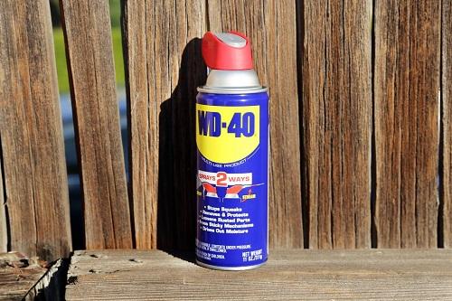WD-40 for Super Glue