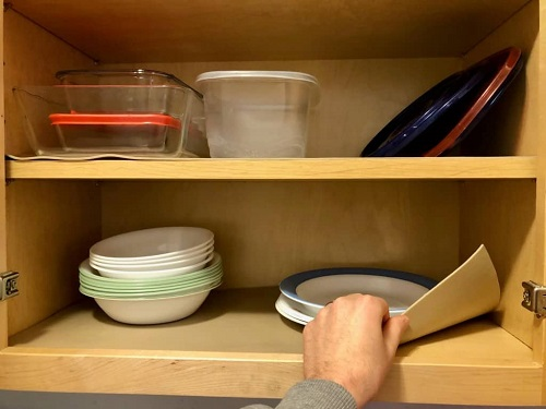 Introduce Shelf Liners