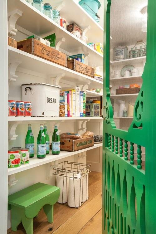 Use Vintage Soda Crates for Storage