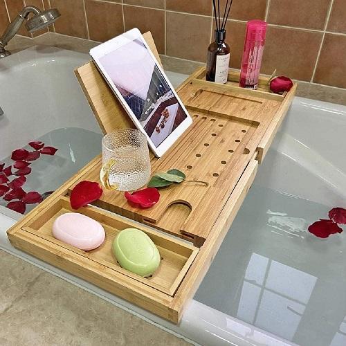 A Bathtub Caddy