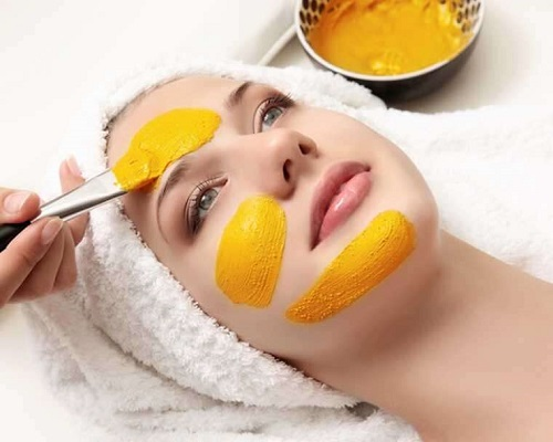 Turmeric Face Scrub Recipe3