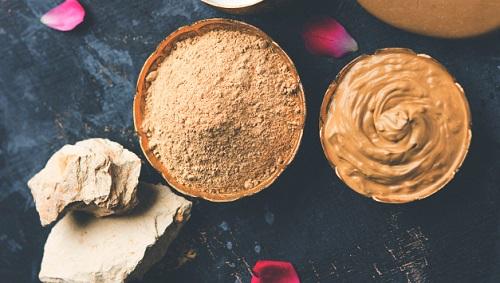 Peanut Butter & Fuller's Earth Face Mask
