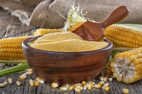 Cornmeal for Foot Fungus2